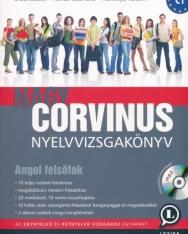 Nagy Corvinus Nyelvvizsgakönyv Angol felsőfok + Mp3 CD
