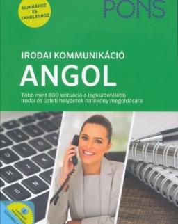 PONS Irodai kommunikáció – Angol Új kiadás, letölthető hanganyaggal