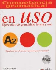 Competencia gramatical en Uso A2 + CD - Ejercicios de gramática: forma y uso