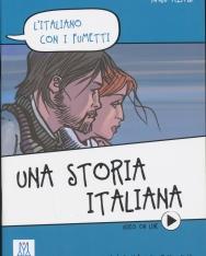Una storia italiana - L'italiano con i fumetti - Livello A1/A2