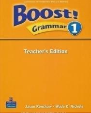 Boost! Grammar 1 Teacher's Edition