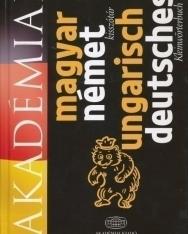 Akadémiai magyar-német kisszótár (Ungarisch-deutsches Kleinwörterbuch)