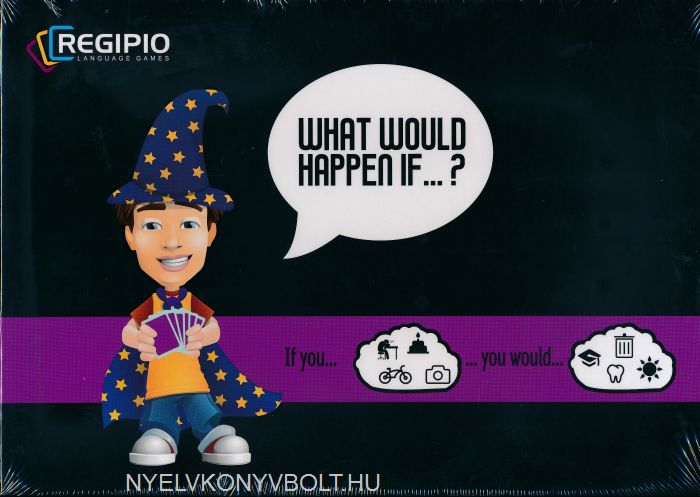 What Would Happen If....? Language Game