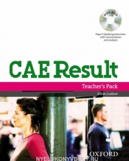 CAE Result New Edition Teacher's Pack including Assessment