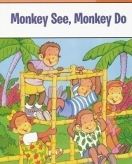 Monkey See, Monkey Doo - Puffin Young Readers - Level 1