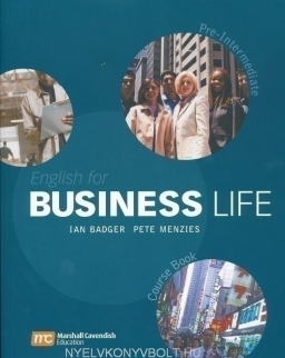 English for Business Life Pre-Intermediate Course Book with Key