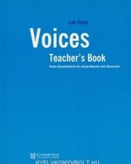 Voices Teacher's book