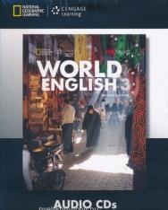 World English 3 Audio CDs - Second Edition