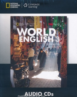 World English 3 Audio CDs - Second Edition