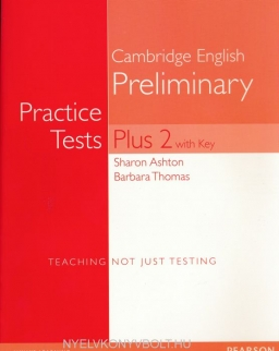 Cambridge English Preliminary Practice Tests Plus 2 with Key