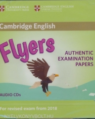 Cambridge English Flyers 1 Class Audio CDs for Revised Exam From 2018