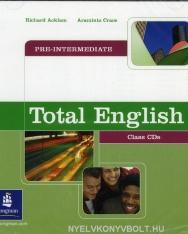 Total English Pre-Intermediate Class Audio CDs (2)