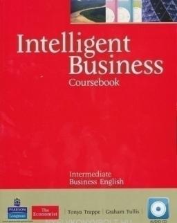 Intelligent Business Intermediate Coursebook with Audio CD