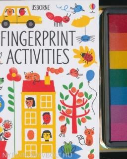 Usborne - Fingerprint Activities
