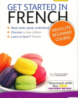 Teach Yourself - Get Started in French with MP3 CD-ROM
