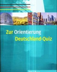Zur Orientierung Deutschland-Quiz