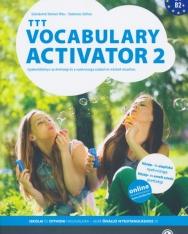 TTT Vocabulary Activator 2 - Gyakorlókönyv az érettségi és a nyelvvizsga szóbeli és írásbeli részéhez