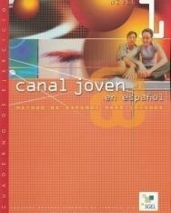 Canal joven @ en espanol Nivel 1 Cuaderno de ejercicios