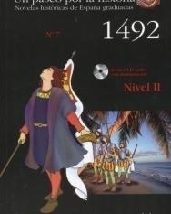 1492 + CD Audio - Colección Un paseo por la historia Nivel II