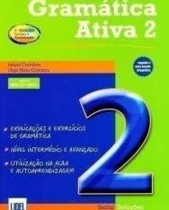 Gramática Ativa 2 - 3.a Ediçao versao Portuguesa (Segundo o novo Acordo Ortográfico)