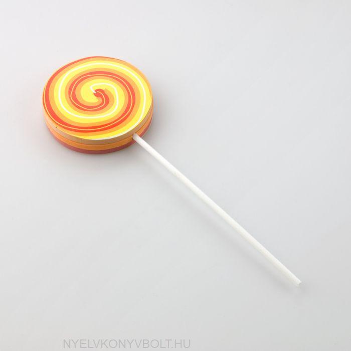 Lollypads Orange/Red
