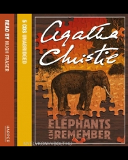 Agatha Christie: Elephants Can Remember - Complete and Unabridged Audio Book (CDs)