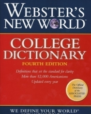 Webster's New World College Dictionary (4th Edition)