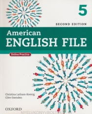 American English File 2nd Edition 5 SB+Oxford Online Skills Program