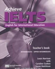 Achieve IELTS Teacher's Book - English for International Education