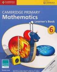Cambridge Primary Mathematics Stage 6 Learner's Book