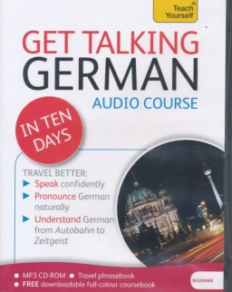 Teach Yourself - Get Talking German Ten Days Audio Course