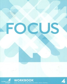 Focus 4 Workbook with Self-Check Answer Key