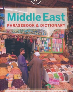 Lonely Planet - Middle East Phrasebook & Dictionary