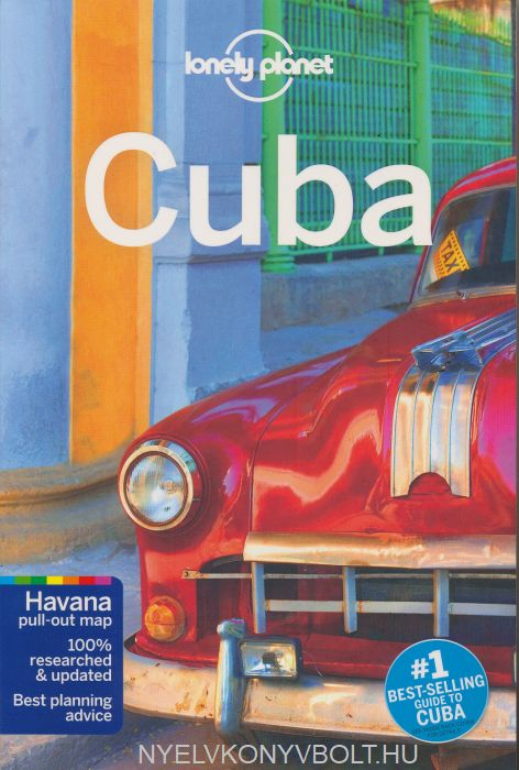 Lonely Planet Cuba (Travel Guide) - 9th Edition