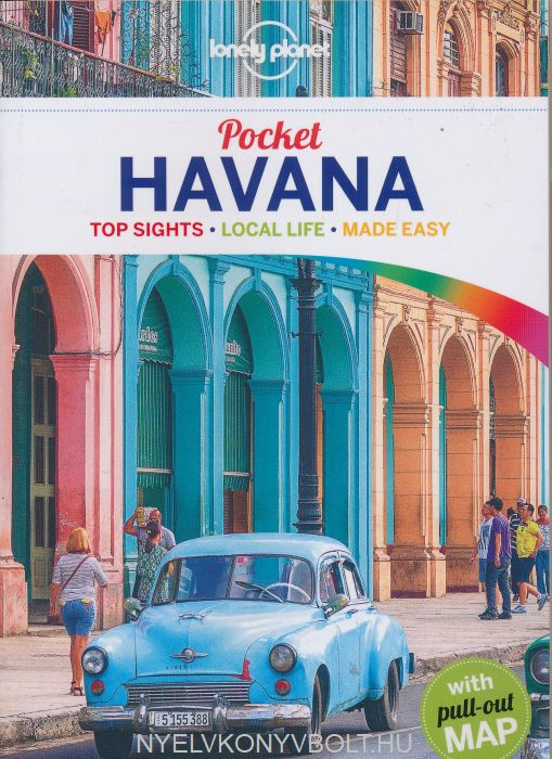 Lonely Planet Pocket Havana (Travel Guide) - 1st Edition