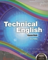 Technical English Course Book with Free Audio CD