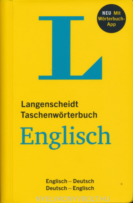Langenscheidt Taschenwörterbuch Englisch - Buch und App: Englisch-Deutsch/Deutsch-Englisch