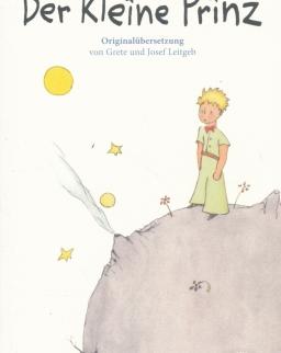 Antione de Saint-Exupéry: Der Kleine Prinz (A kis herceg német nyelven)