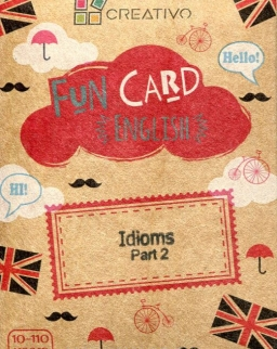 Fun Card English: Idoms Part 2
