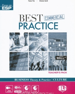 Best Commercial Practice Teachers Book - Business Theory and Practice with Audio CD, CD-ROM