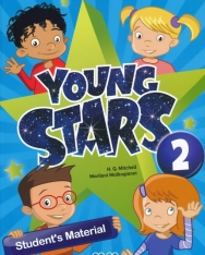 Young Stars Level 2 Student's Book with My Alphabet Book