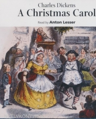 Charles Dickens: A Christmas Carol -  Audio Book (3 CDs)