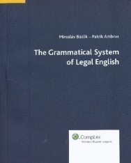 The Grammatical System of Legal English