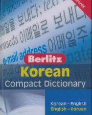 Berlitz Korean Compact Dictionary