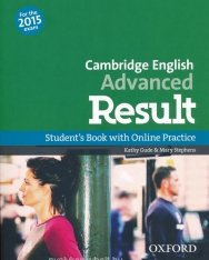 Cambridge English Advanced Result Students Book with Online Practices - For the 2015 Exam