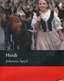 Heidi with Audio CD - Macmillan Readers Level 4