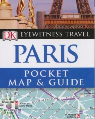 DK Eyewitness Pocket Map and Guide - Paris