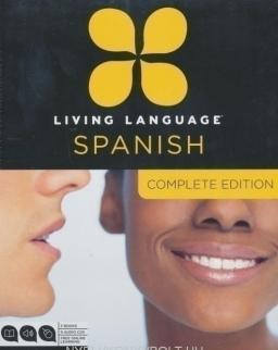 Living Language - Spanish Complete Edition - 3 Books & 9 Audio CDs