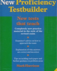New Proficiency Testbuilder Cassette