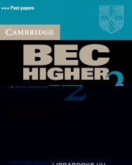 Cambridge BEC Higher 2 Official Examination Past Papers Student's Book with Answers and Audio CD Self-Study Pack